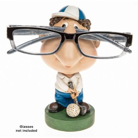 Golf Wobble Head Glasses Holder